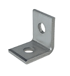 90 Degree Angle 2 Hole 304 Stainless Steel