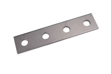 Flat Plate 4 Hole 304 Stainless Steel
