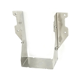 Simpson LUS26-2SS Double 2x6 Face Mount Hanger - Stainless Steel