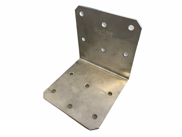4 x 4 x 4 x 1/8 Angle Bracket 316 Stainless Steel SA444