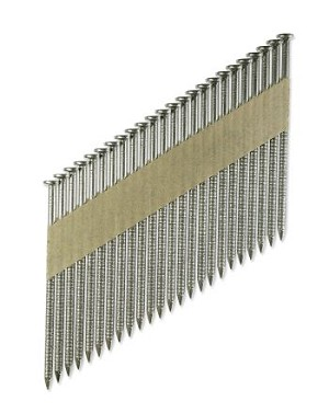 "1-1/2"" x 15 Ga B-Type Angle Finish Nail"